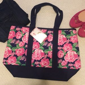 Handbags - MarleyLilly Floral Tote new